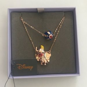 Dumbo 14k Rose Gold plated necklace